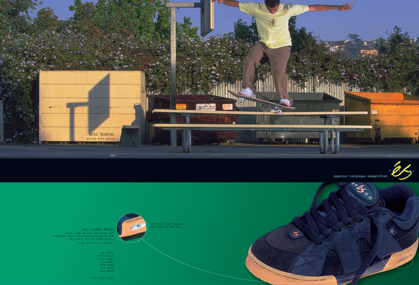 éS Introduces the Koston 1