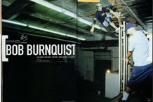 Bob Burnquist, April 1998