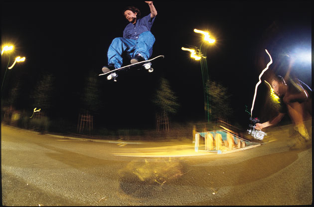 Tom Penny switch frontside flip