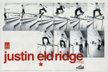 Justin Eldridge - ad Aug 2003