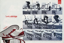 Justin Eldridge - ad Dec 2003