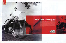 Paul Rodriguez - ad May 2003