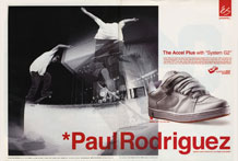 Paul Rodriguez - ad Nov 2003