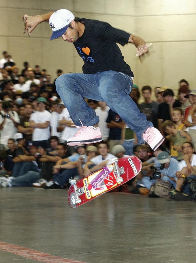 2004: Koston Wins Worst Trick / Skateboarding Starts With ...