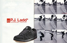 PJ Ladd - ad January 2004