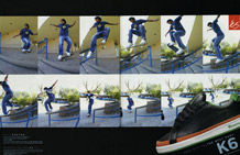 Eric Koston - ad July 2004