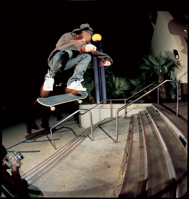 P.J. Ladd switch backside flip