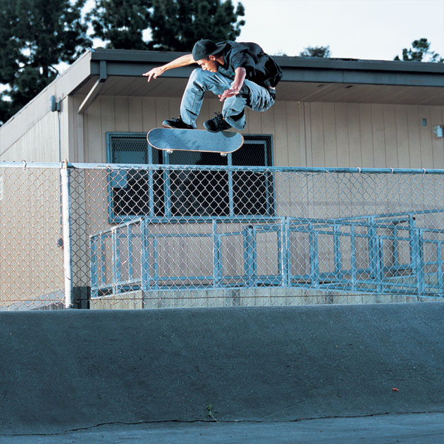 Rodrigo Tx. very large backside flip.