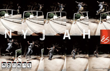 Nyjah Huston - ad April 2009