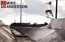 Mike Anderson - ad November 2009