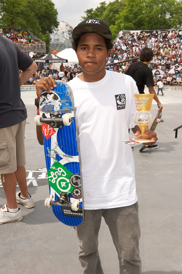 Felipe Gustavo Maloof Money Cup Am contest.