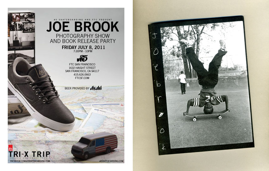 Joe Brooks FTC Flyer